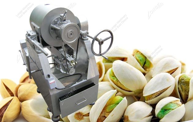 Pistachio Opening and Cracking Machine|Shell Opener