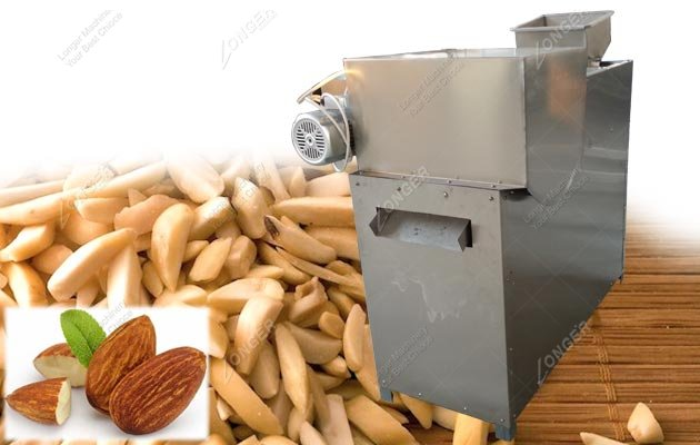 Almond Slivering Machine|Slivered Peanut Equipment