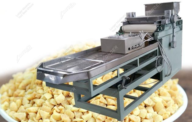Macadamia Nut Chopper Cutter|Walnut Dicing Machine Commercial