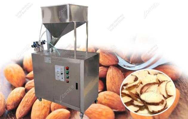 Almond Flaking Machine|Flack Cutting Machines for Sale