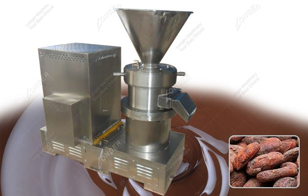 380v Electric Cocoa Grinding Machine Processing Machinery