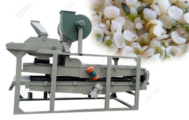 Hemp Seed Hulling Machine for Factory